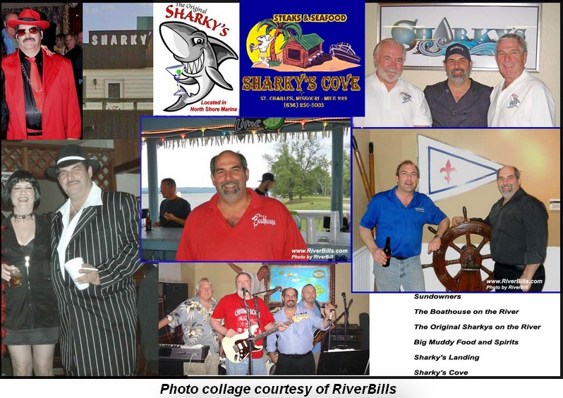 John  Biondo photo collage from RiverBill