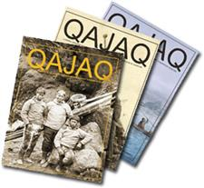 Qajaq Journal bundle - click to view details