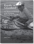 Kayaks of Greenland by Harvey Golder - click to view details