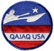 Qajaq USA Logo Patch - click to view details