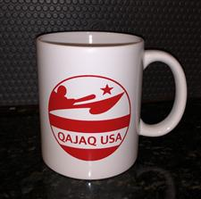 Qajaq USA Mug - click to view details