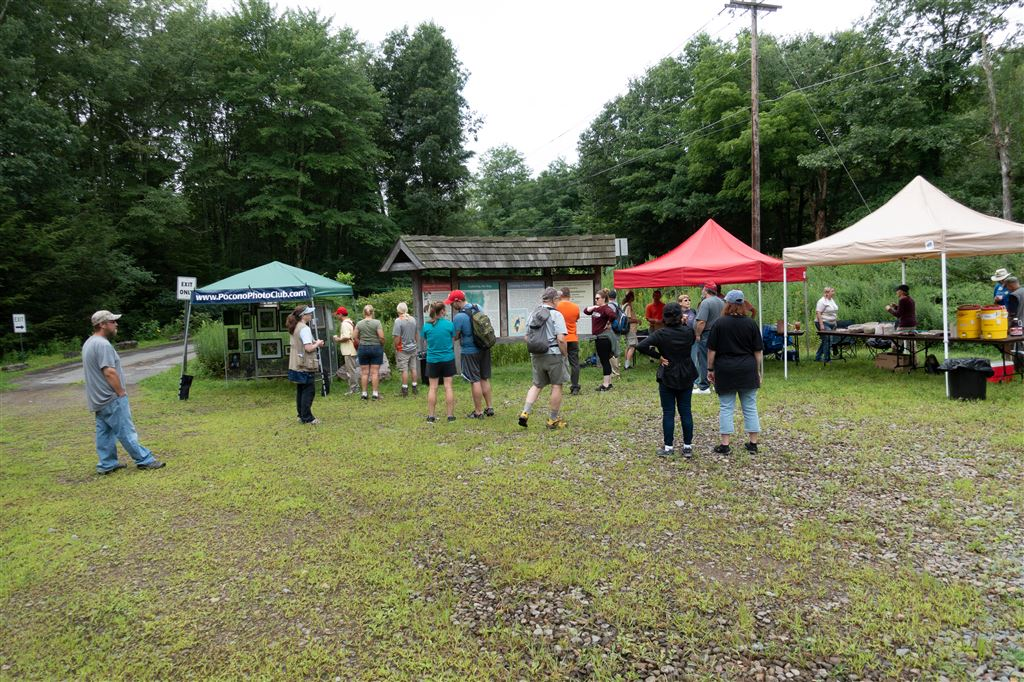 The annual celebration of the Tannersville Cranberry Bog