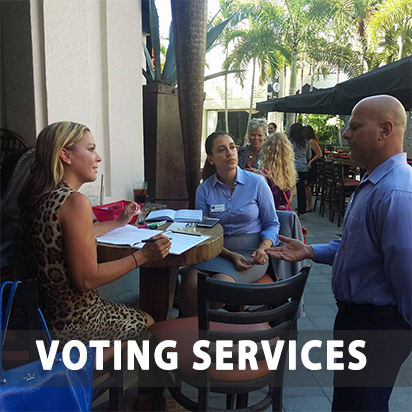 Voter Services