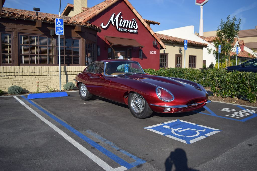 ANother great group of Jag folks who continue to make this breakfast a nice break from the normal routine.  Great food, great company, and great cars. Next one is 3/7/2020 at Mimi's 17th Street again.