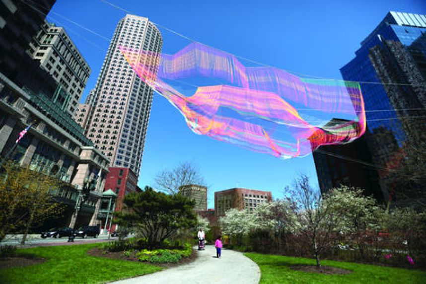 Tour Of Rose Fitzgerald Kennedy Greenway 12 1 Pm Wellesley