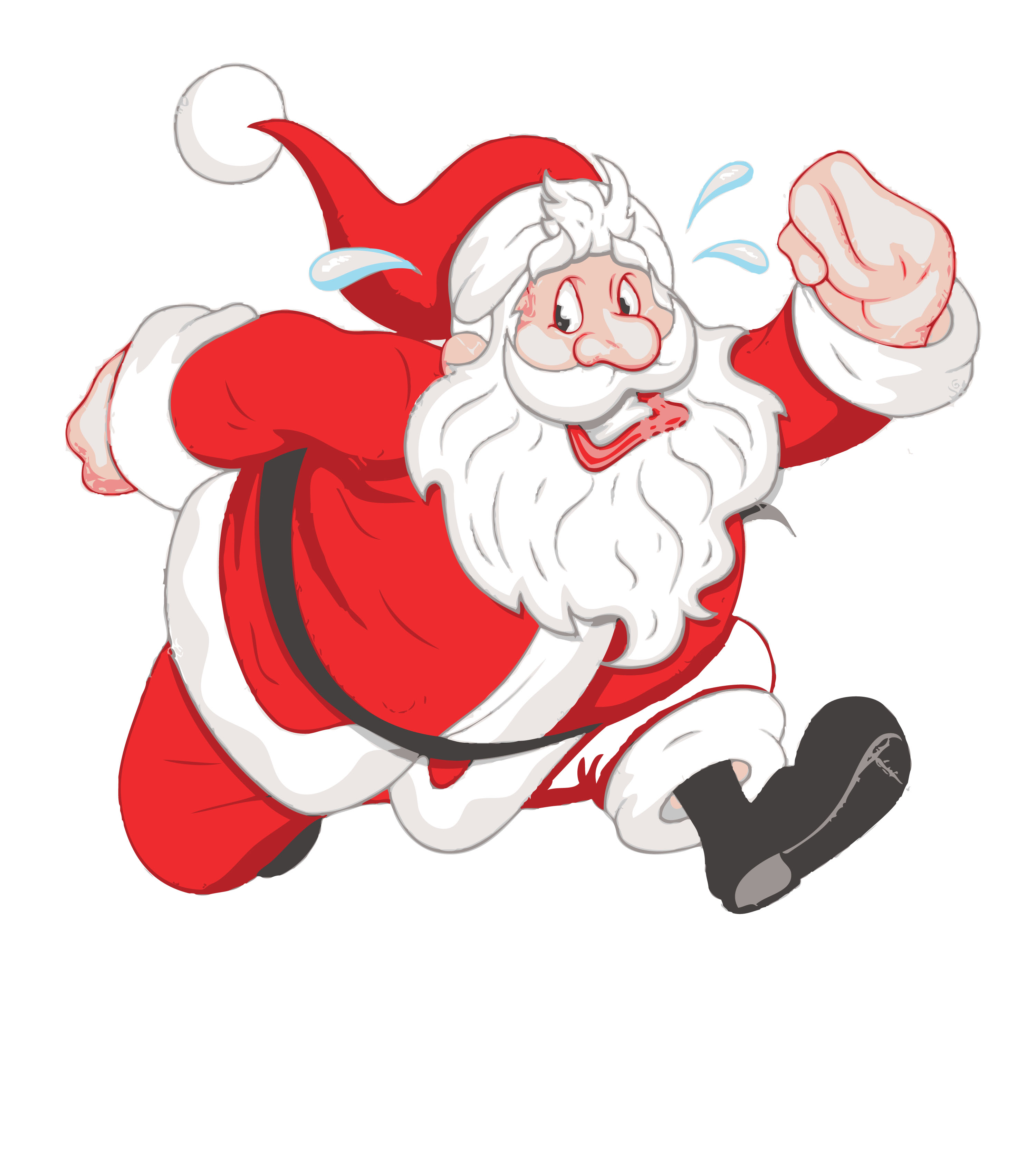 Image result for christmas running