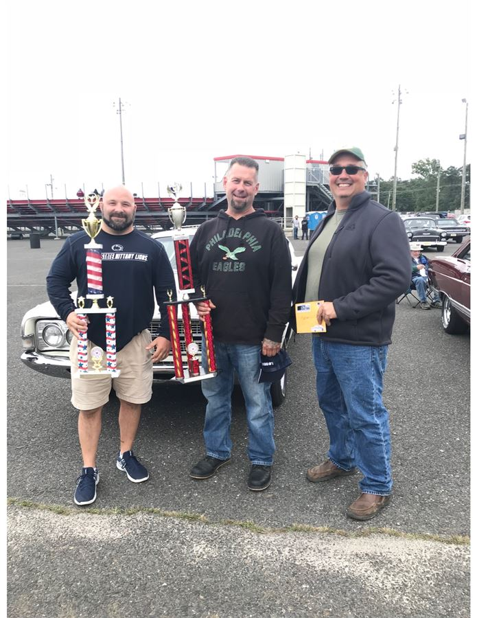 Had a great time with the family at the FCA Mini Meet at Atco Dragway