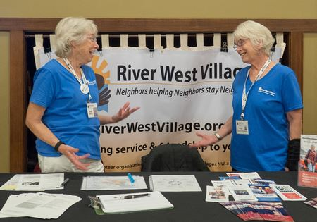 Senior Resource Fair held on Saturday, September 28th at the Multnomah Arts Center