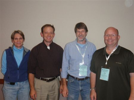 New officers for 2012 - 2013 are Secretary Sharon Deem (St. Louis, MO), Vice-President Scott Larsen (Denver, CO), President Mark Drew (Caldwell, ID), Treasurer Greg Fleming (Lake Buena Vista, FL). The