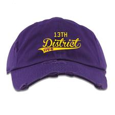 13th District Baseball Cap - click to view details