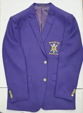 Omega Blazer - Purple - click to view details