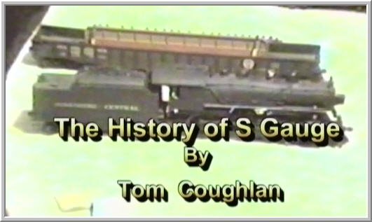 History of S Gauge Title