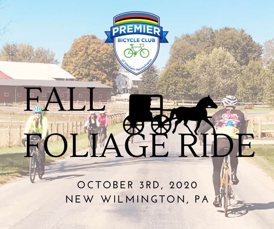 2020 Fall Foliage Ride