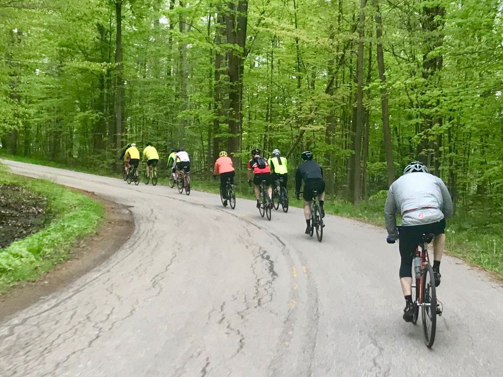 These photos are from ourCelebration Ride on May 18, 2019 held at Lago Winery in Jamestown, PA