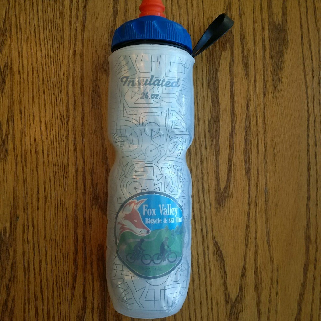 24 oz club water bottle