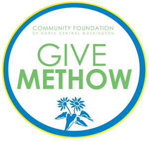 Give Methow Logo
