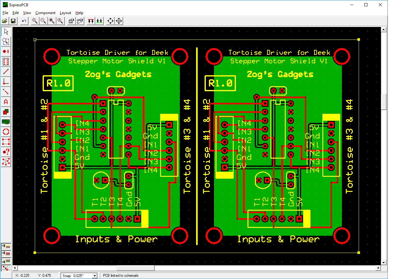 Arduino-based touch screen turnout control - Will County Model