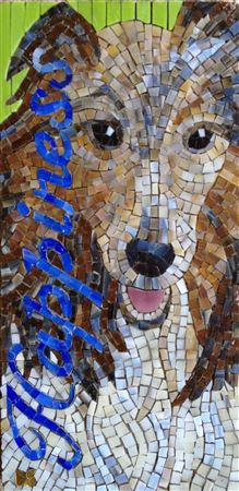 26' wall created for the Dell Children's Medical Center by the Austin Mosaic Guild.