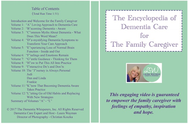 Encyclopedia of Dementia Care DVD