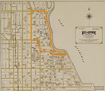 Neighborhood Map   Gold Coast Neighbors Association