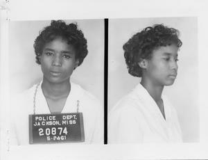 Jean Denton-Thompson arrest