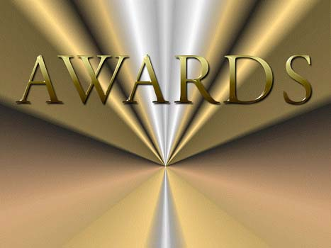 AWARDS gold clipart