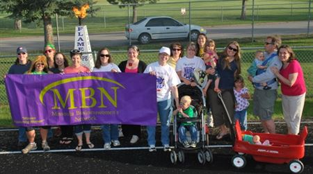 2010 Relay for Life Team Photo