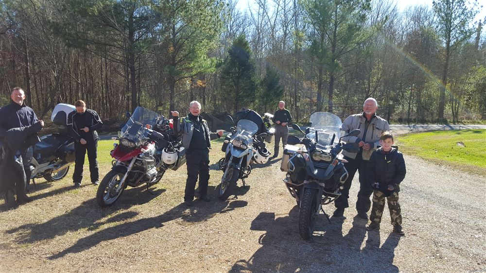 Charity ride for children's home just west of Jasper, AL in Eldridge.  About 1,000 bikes , show cars and a lot of fun.  We had 10 riders in our group this year. They raised $96,300 in donations