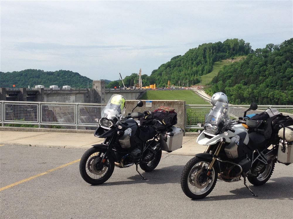 Miscellaneous pictures from different riders at the 2015 Burkesville, KY Rally
