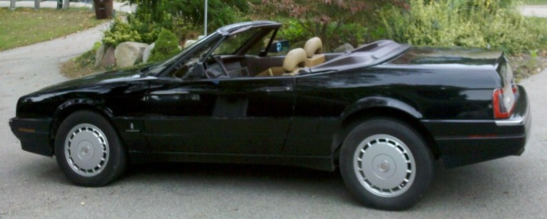 88s - The Cadillac Allante XLR Club
