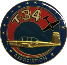 I: T-34 Association Coin - click to view details