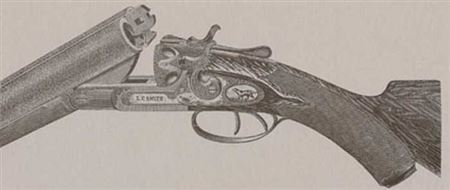 1877 to 1888 Qualities of L.C. Smith shotguns - L.C. Smith ... Baker Gun Diagrams Schematics on