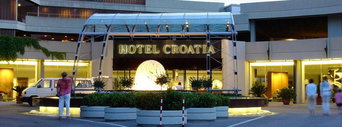 Hotel Croatia Photo Gallery