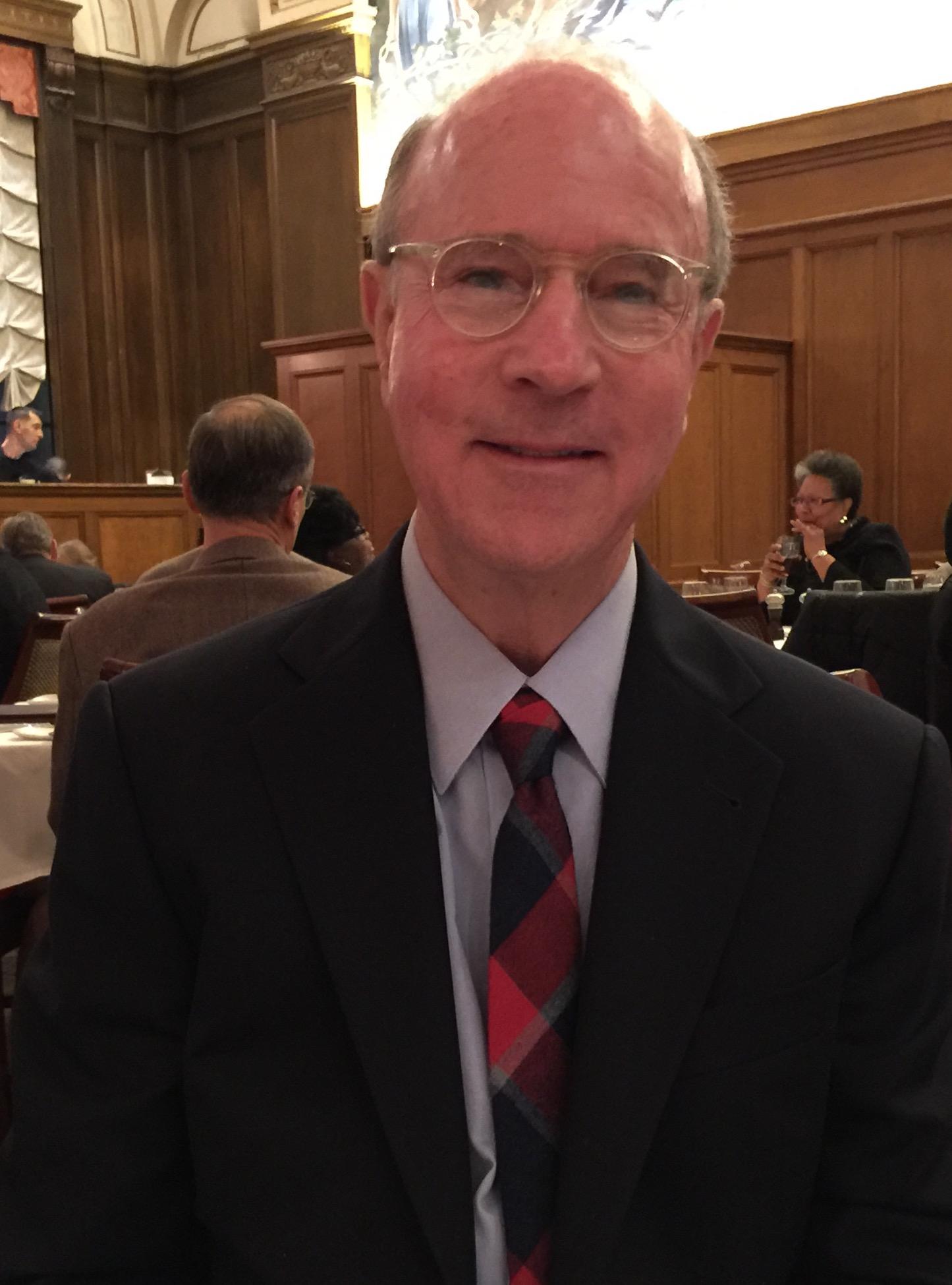 Emeritus Councilor - Paul Scott - The American Balint Society