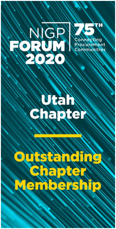 Outstanding Chapter Membership