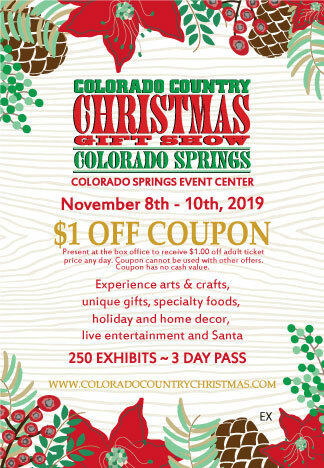 Colorado Country Christmas Gift Show Co Springs Edition Events Colorado Authors League