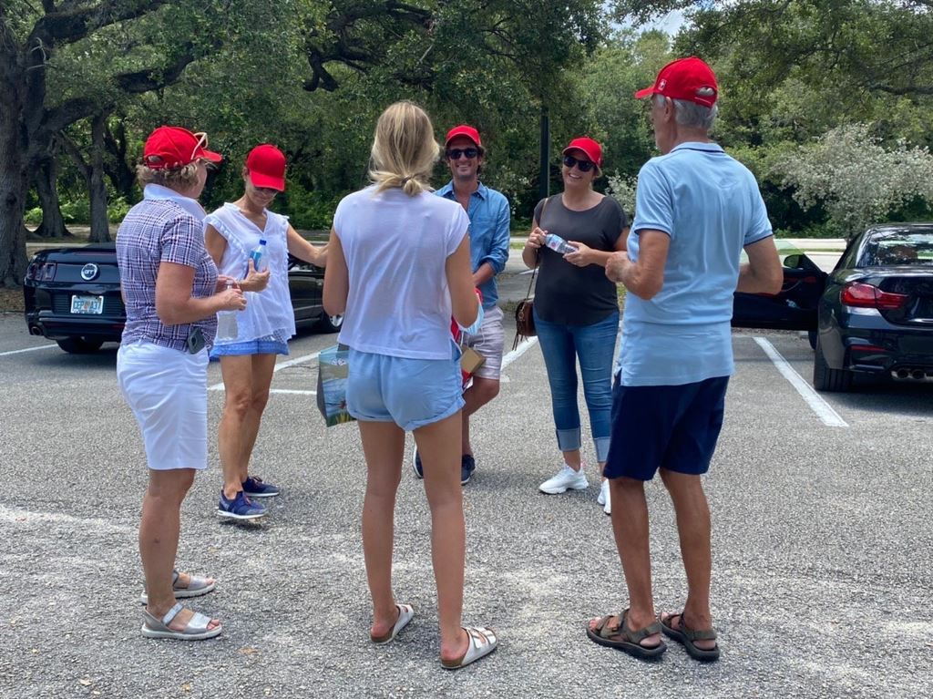 Pembroke Pines Covid19 Social Distance Car Rally