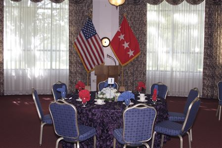 The GEN Perkins HROY Luncheon was held on June 23, 2015 in Fort Eustis, VA.