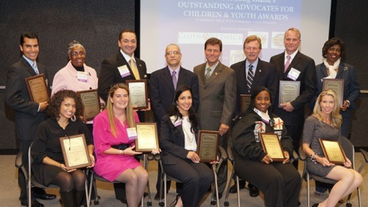 Past Honorees OAFCY