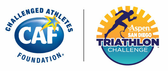 Challenged Athletes logo
