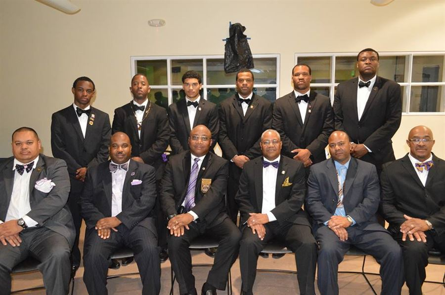 Photos from the 2016 MSP initiation and Probate