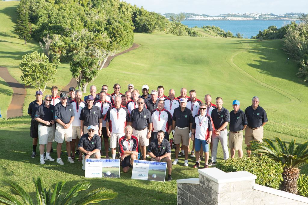 IACP Cup Match at Tucker's Point Golf Club / Monday Golf Outing at Fairmont Southampton, Bermuda