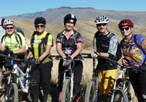 Mountain Bikers