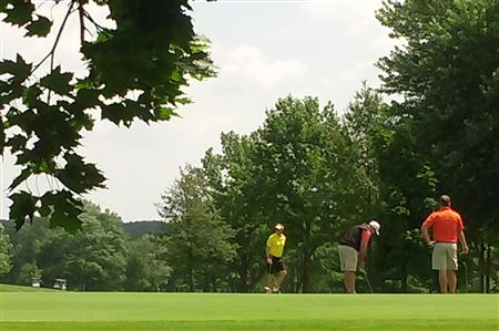Photos from the successful 2014 Golf outing held at Arrowhead Country Club on August 11, 2104.