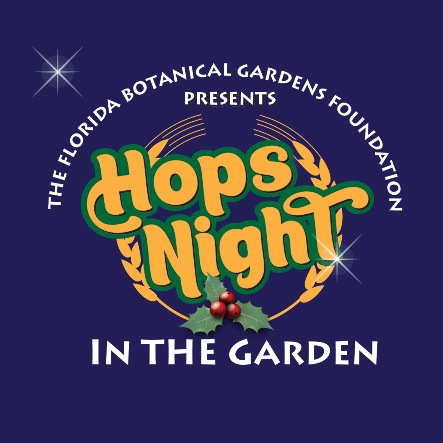 """The Florida Botanical Gardens presents Hops Night in the Garden"""