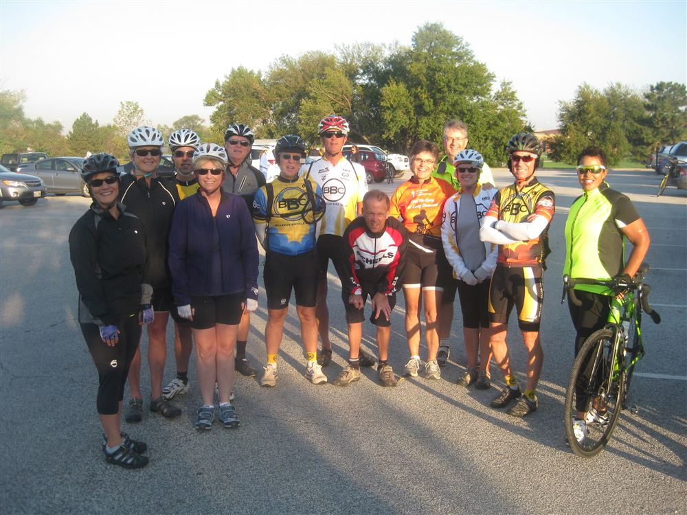 Sep 26 & 27 ride from Council Bluffs to Shenandoah