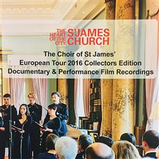 The Choir of St James' EU Tour 2016 - click to view details