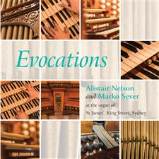 Evocations - Alistair Nelson and Marko Sever - click to view details