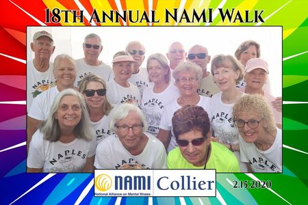 Annual NAMI Walks from Cambier Park