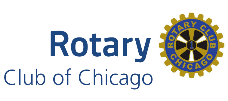 Rotary Club of Chicago Gear Logo